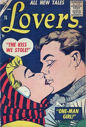 Lovers 74 Cover Image