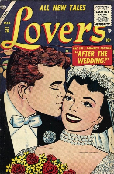 Lovers 76 Cover Image