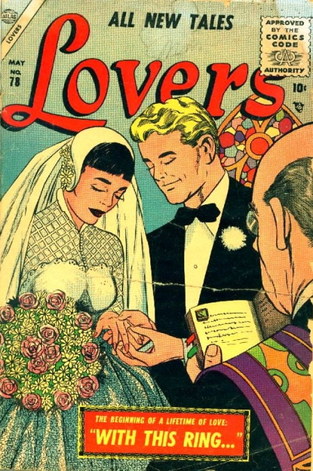 Lovers 78 Cover Image