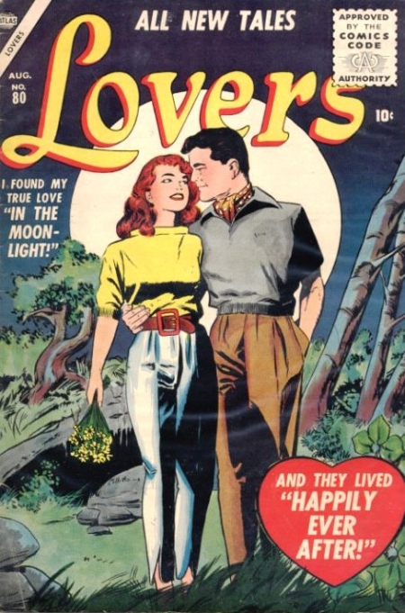 Lovers 80 Cover Image