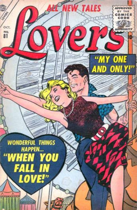 Lovers 81 Cover Image