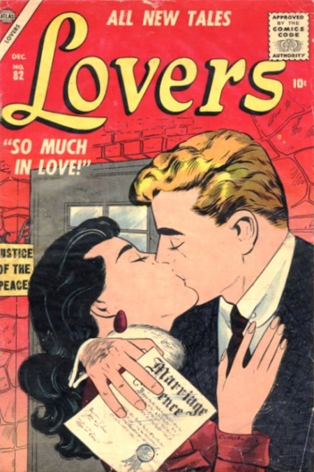 Lovers 82 Cover Image