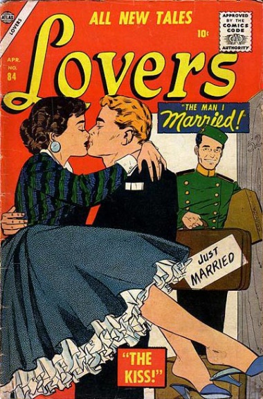 Lovers 84 Cover Image