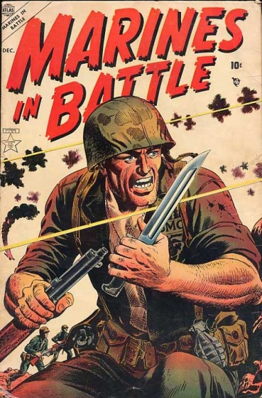 Marines in Battle 3 Cover Image