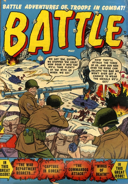 Battle 2 Cover Image