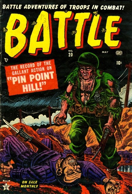 Battle 20 Cover Image