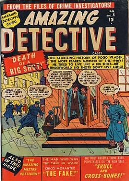 Amazing Detective Cases 4 Cover Image