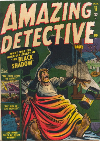 Amazing Detective Cases 11 Cover Image