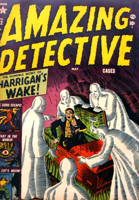 Amazing Detective Cases 12 Cover Image