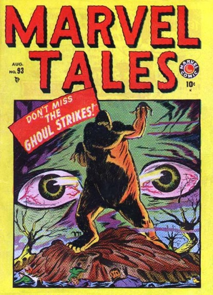 Marvel Tales 93 Cover Image