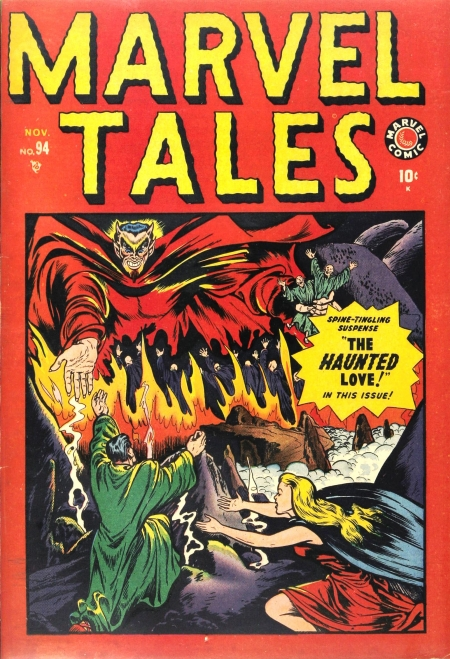 Marvel Tales 94 Cover Image
