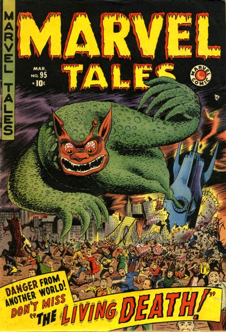 Marvel Tales 95 Cover Image