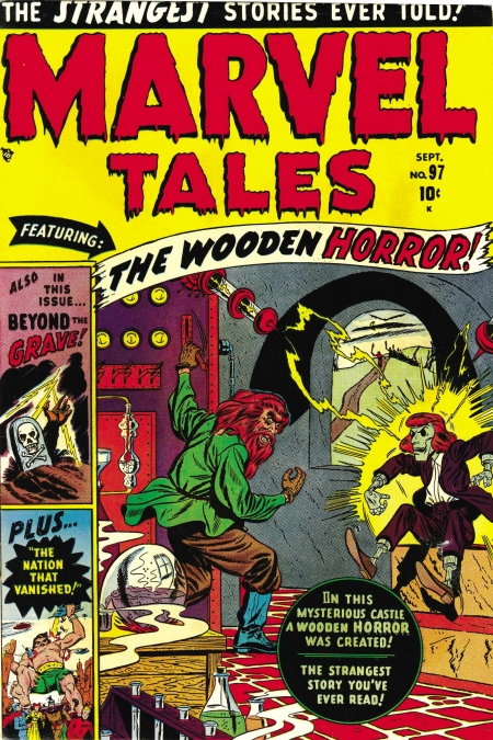 Marvel Tales 97 Cover Image