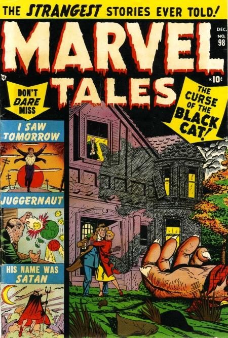 Marvel Tales 98 Cover Image