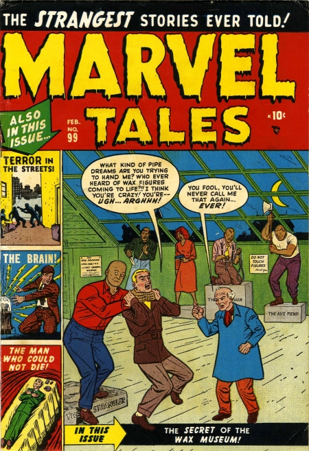 Marvel Tales 99 Cover Image