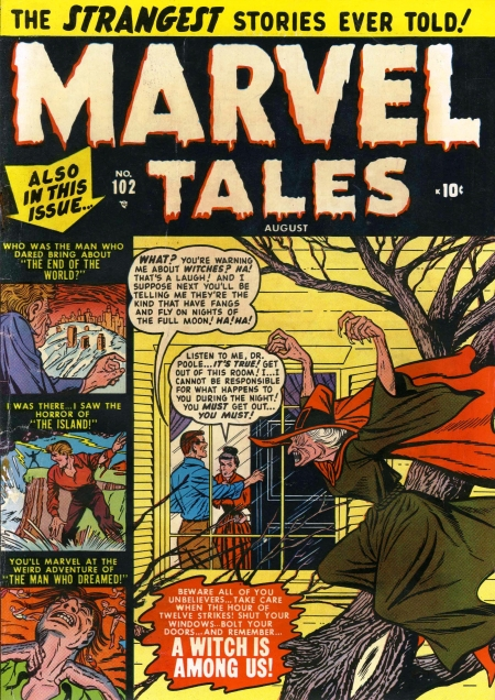 Marvel Tales 102 Cover Image