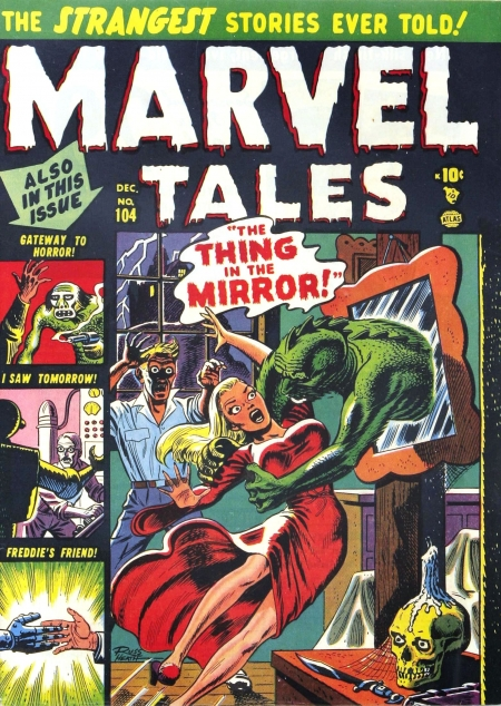 Marvel Tales 104 Cover Image