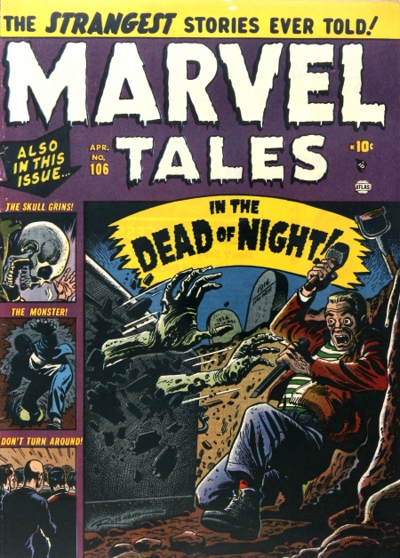 Marvel Tales 106 Cover Image
