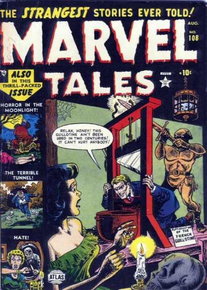 Marvel Tales 108 Cover Image
