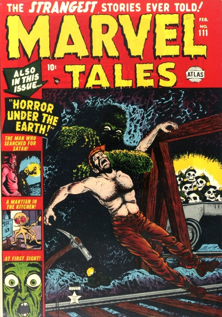 Marvel Tales 111 Cover Image