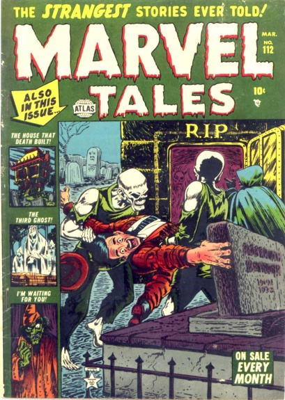 Marvel Tales 112 Cover Image