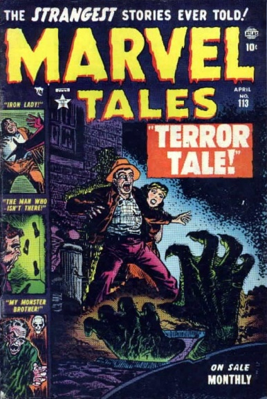 Marvel Tales 113 Cover Image
