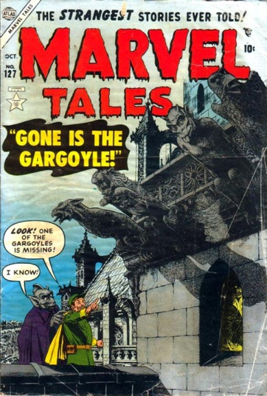 Marvel Tales 127 Cover Image