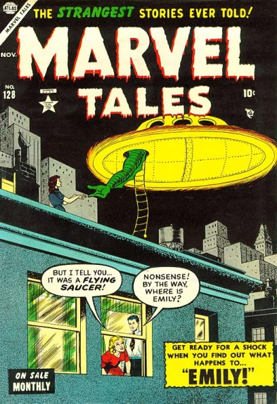 Marvel Tales 128 Cover Image
