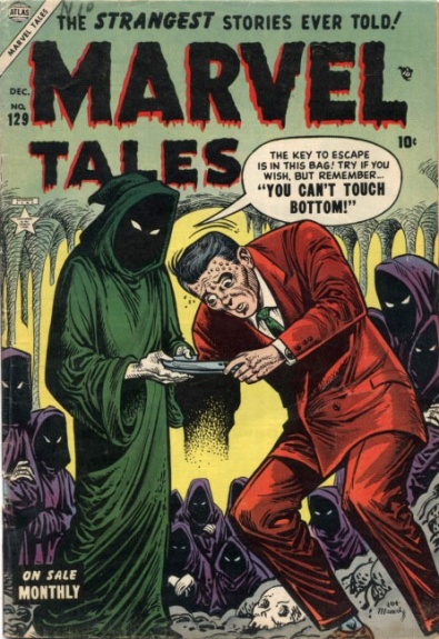 Marvel Tales 129 Cover Image