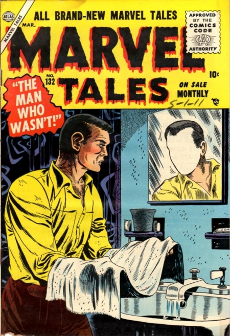 Marvel Tales 132 Cover Image