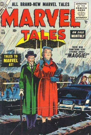 Marvel Tales 133 Cover Image