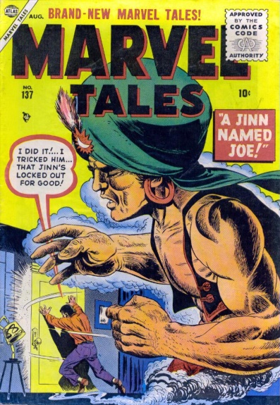 Marvel Tales 137 Cover Image