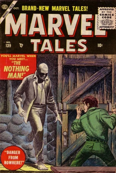 Marvel Tales 139 Cover Image