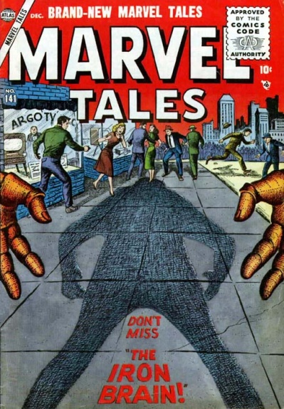 Marvel Tales 141 Cover Image