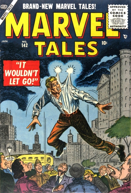 Marvel Tales 142 Cover Image