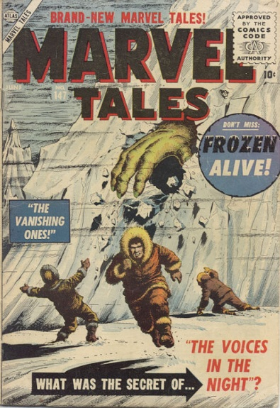 Marvel Tales 147 Cover Image