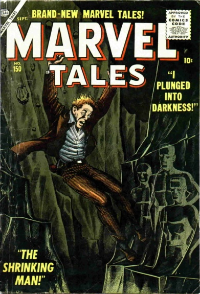 Marvel Tales 150 Cover Image