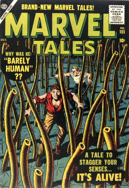 Marvel Tales 151 Cover Image