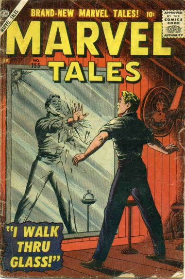 Marvel Tales 155 Cover Image