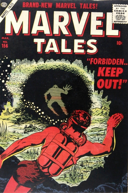 Marvel Tales 156 Cover Image
