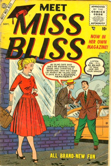 Meet Miss Bliss 3 Cover Image
