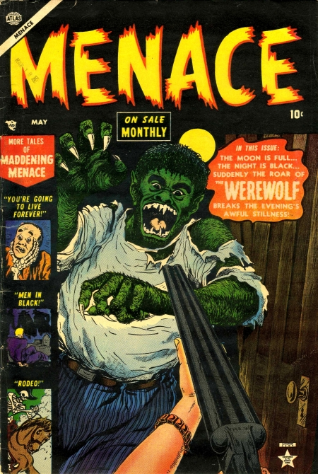 Menace 3 Cover Image