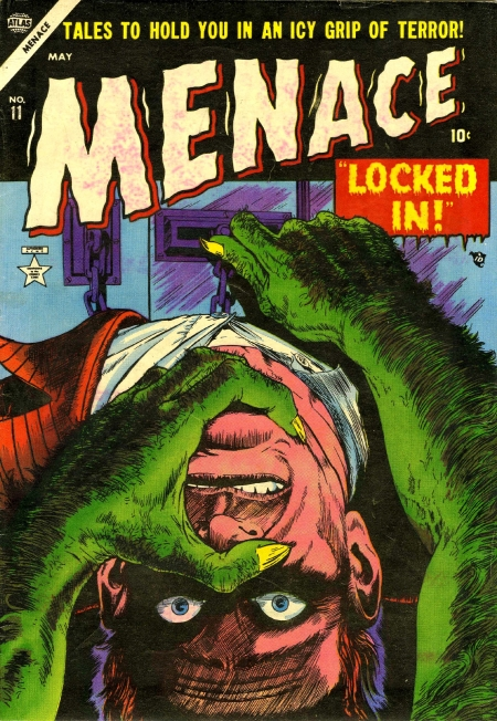 Menace 11 Cover Image