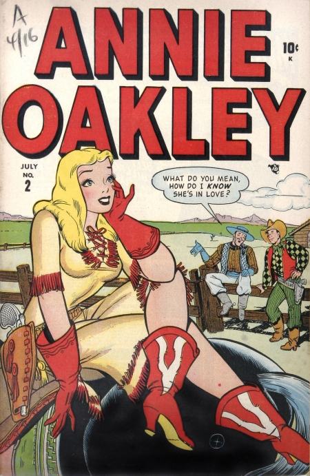 Annie Oakley 2 Cover Image