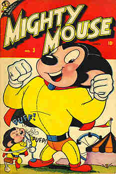 Mighty Mouse 3 Cover Image