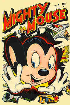 Mighty Mouse 4 Cover Image
