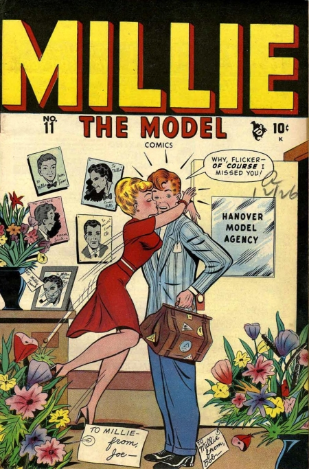 Millie the Model 11 Cover Image
