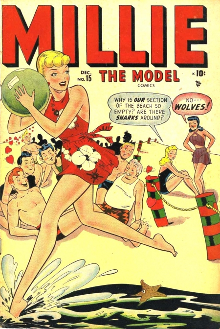 Millie the Model 15 Cover Image