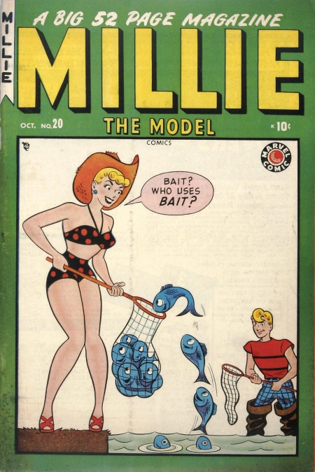 Millie the Model 20 Cover Image