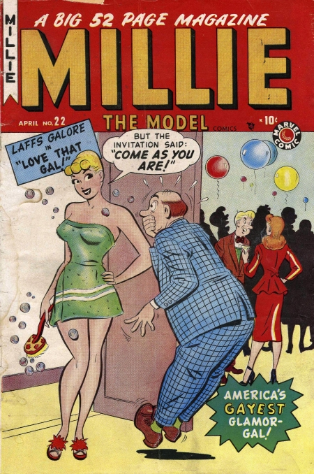 Millie the Model 22 Cover Image